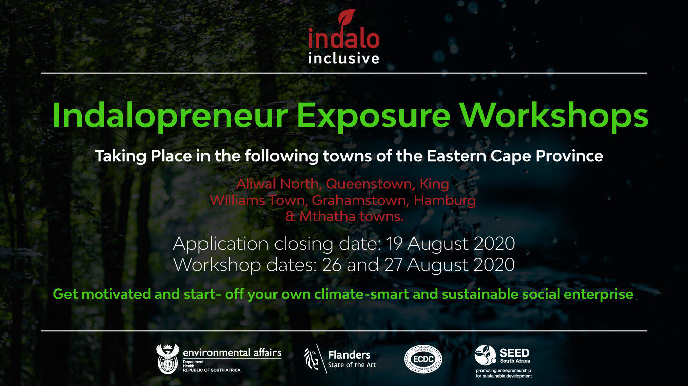 Indalopreneur Exposure Workshops